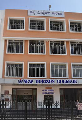New Horizon College – Kasturinagar